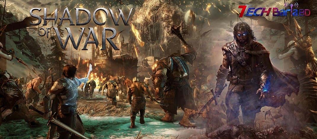 Middle-earth: Shadow of War উইন্ডোজ গেম